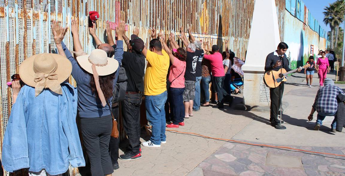 United Methodists support migrants around the world. Photo by Sarah Soto.