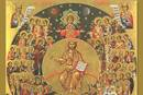 Detail from All Saints image courtesy of the Greek Orthodox Archdiocese of America. Cropped from original on Wikimedia Commons.