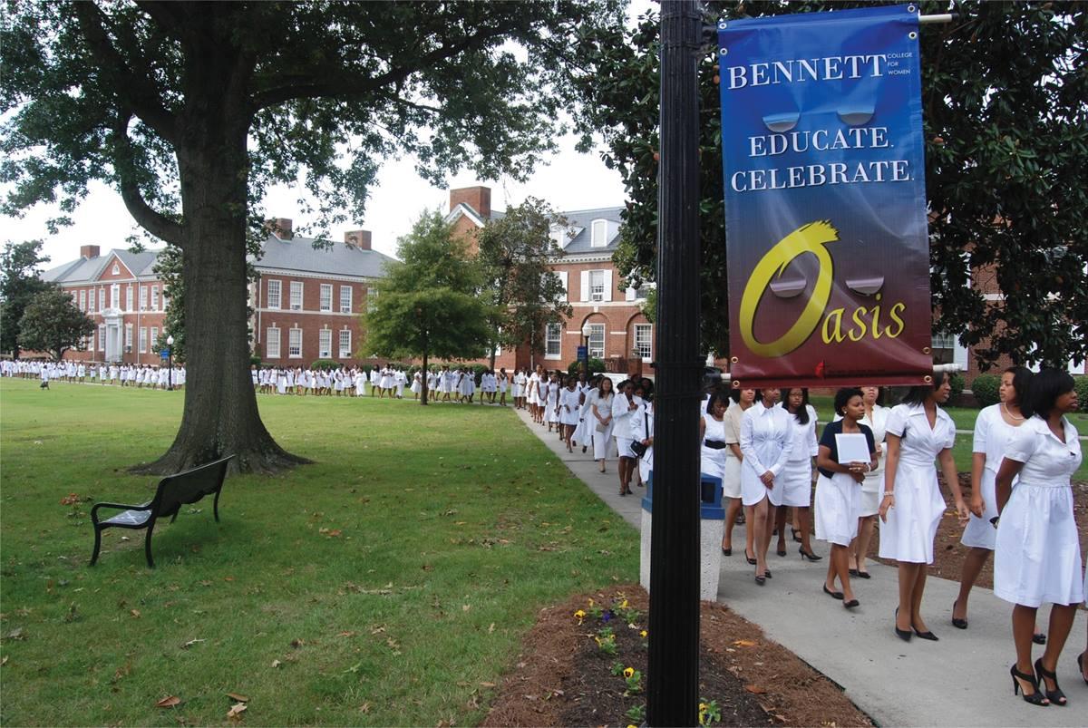 Bennett College Greensboro, NC
