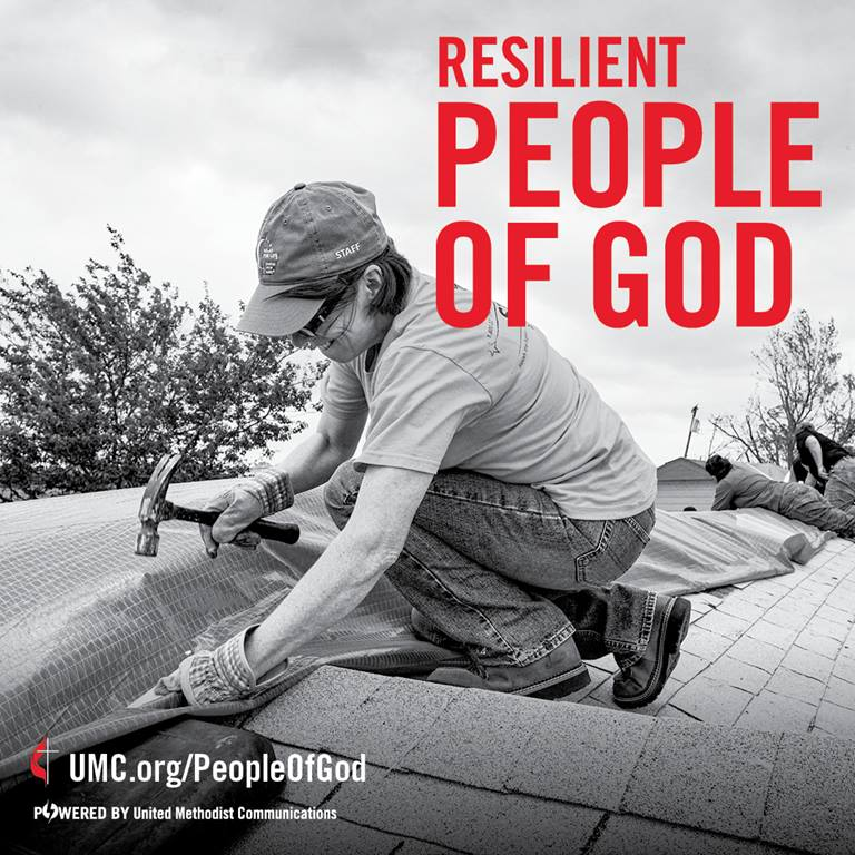 United Methodists are a resilient people of God. Image by Sara Schork, United Methodist Communications.