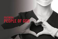 """The """"People of God"""" campaign is meant to serve as a reminder of who we know we have been at our best -- the spirit-filled, resilient, missional, connected, faithful, diverse and deeply rooted people of God called The United Methodist Church."""